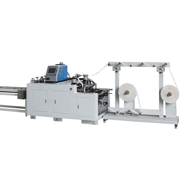 Paper Handle making Machine (Hot melt adhesive type)