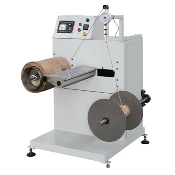 Paper Rope Coiling Machine