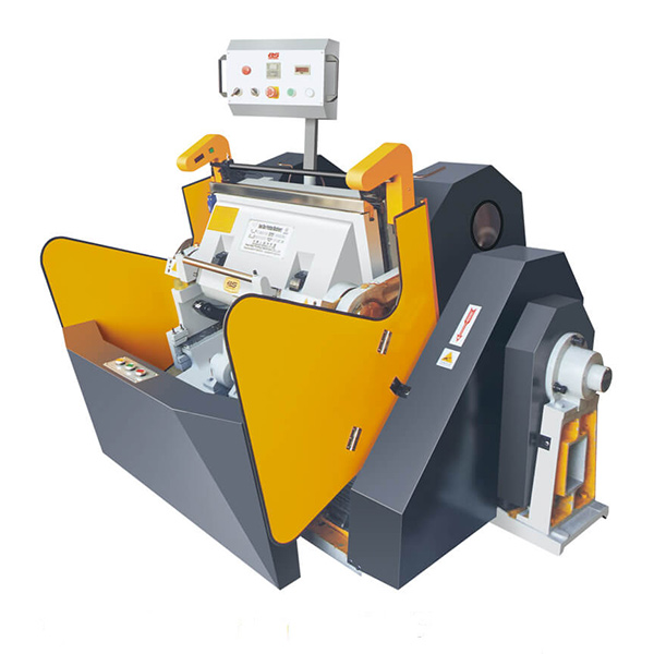 Ml Series Die Cutting Machine1