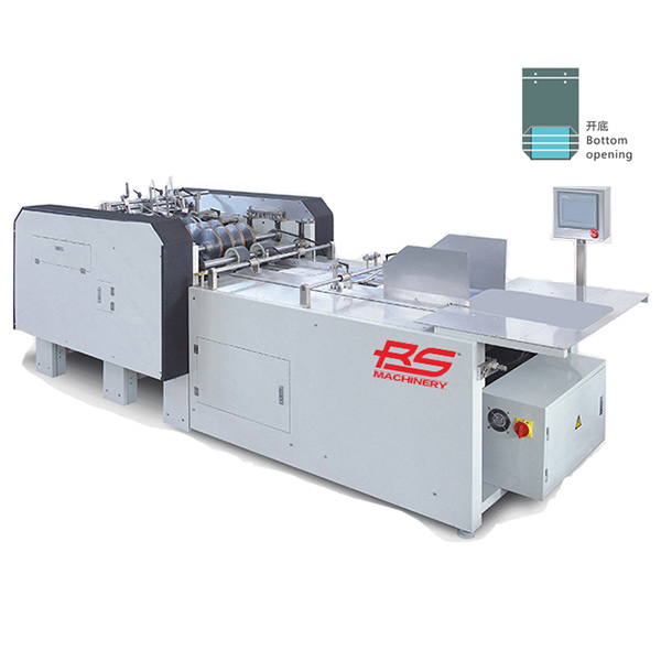 RS-600 Paper Bag Bottom Folding Machine