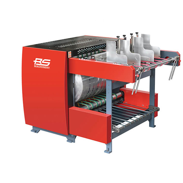 RS-KC1000A Automatic Cardboard Grooving Machine