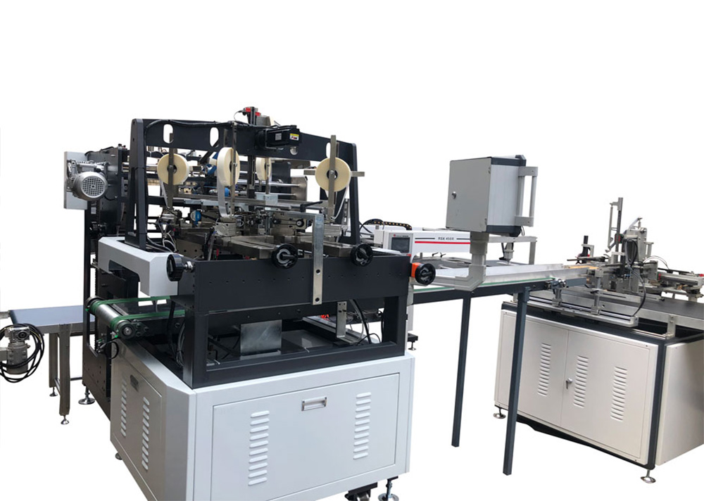 RSK-450XS automatic hard box making machine details4