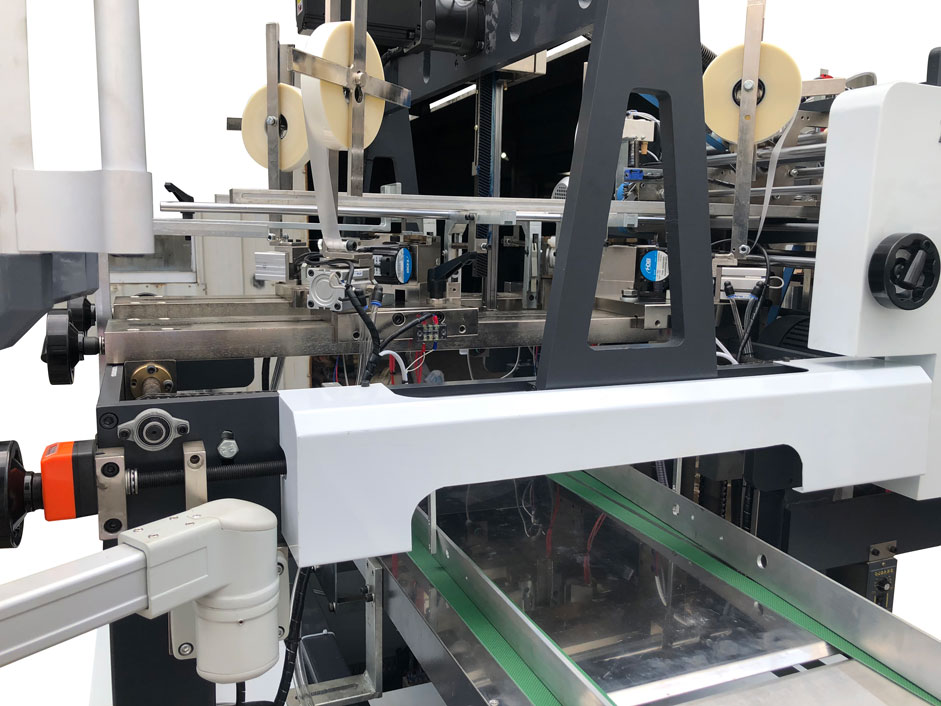 RSK-450XS automatic hard box making machine details7