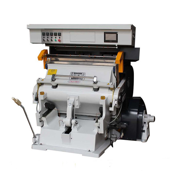 TYMB Series Hot Foil Stamping and Die-Cutting machine2