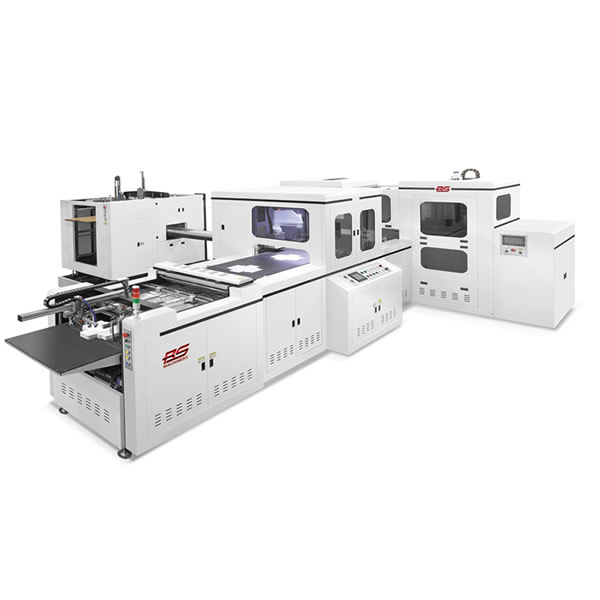 RSK-450XS Automatic Rigid Box Making Machine